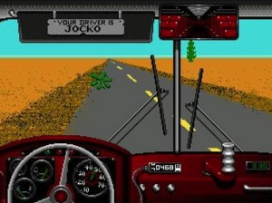 Desert Bus Screenshot