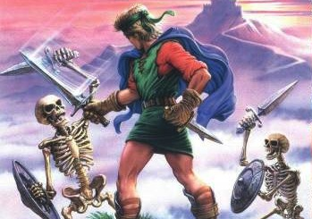 Shining Force Mega Drive Cover